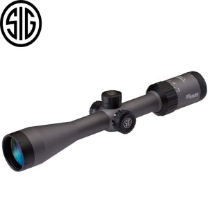 Sig Sauer Whiskey 3 Rifle Scopes