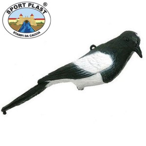 Sports Plas Magpie Decoy