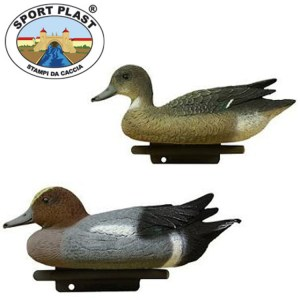 Sports Plas Widgeon Decoys
