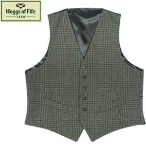 6365acd337561 Hoggs of Fife Invergarry Tweed Waistcoats