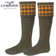 House of Cheviot Chessboard Bracken