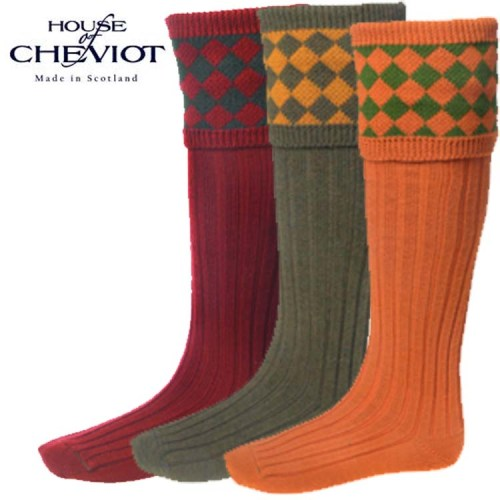 House of Cheviot Chessboard Collection