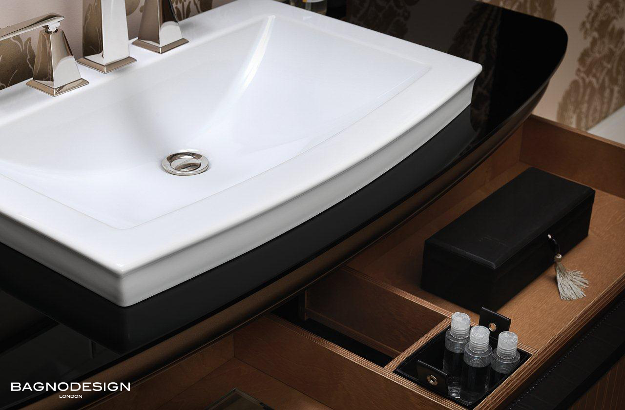 Bagnodesign Princess Nouveau Bagno Bagnodesign