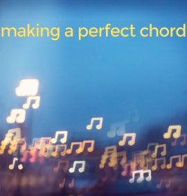 Making a Perfect Chord