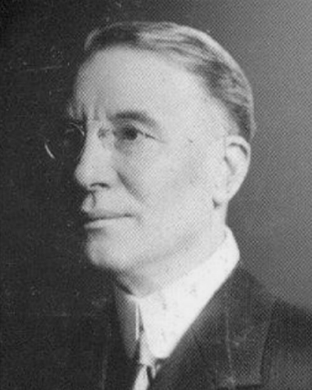 William Henry (Harry) Randall (19 April, 1863 - 11 Feb,1929)