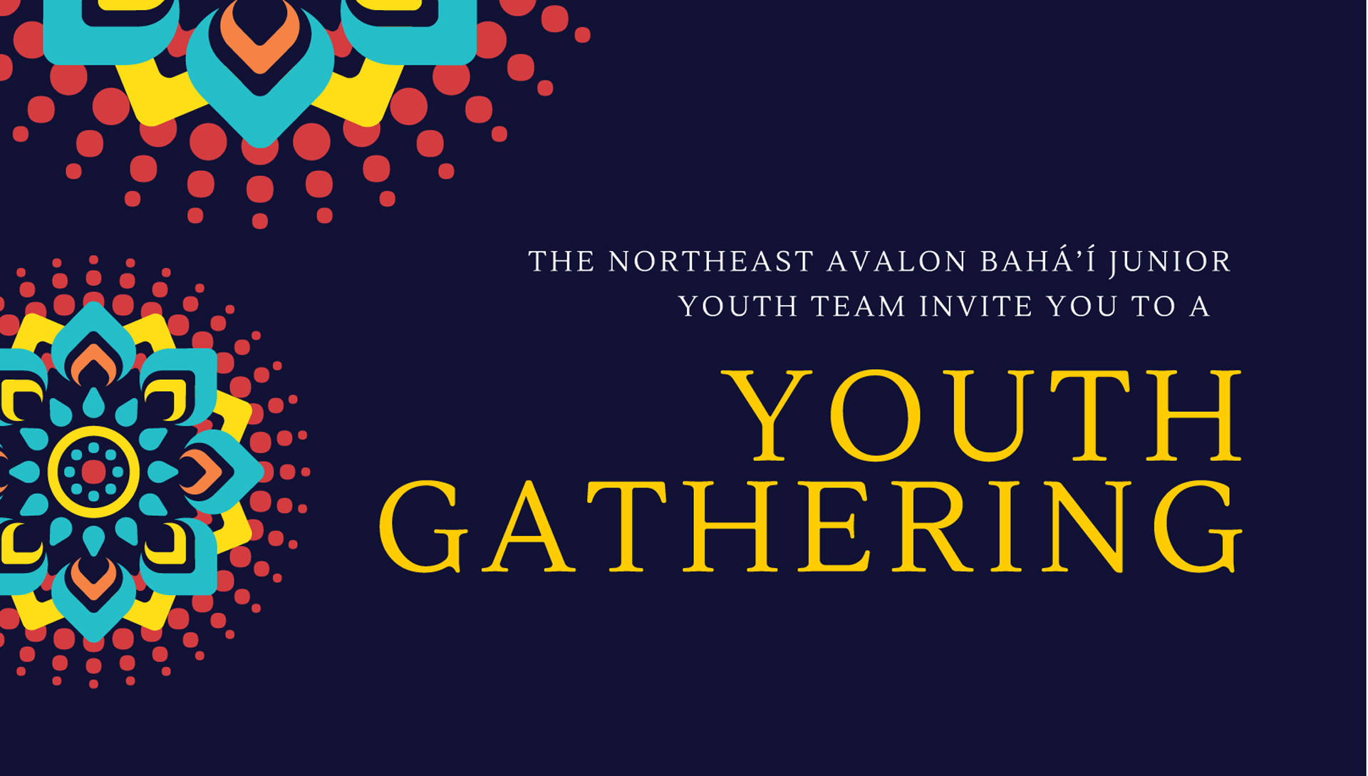 Junior Youth Northeast Avalon Youth Invited To Help Empower Younger Peers