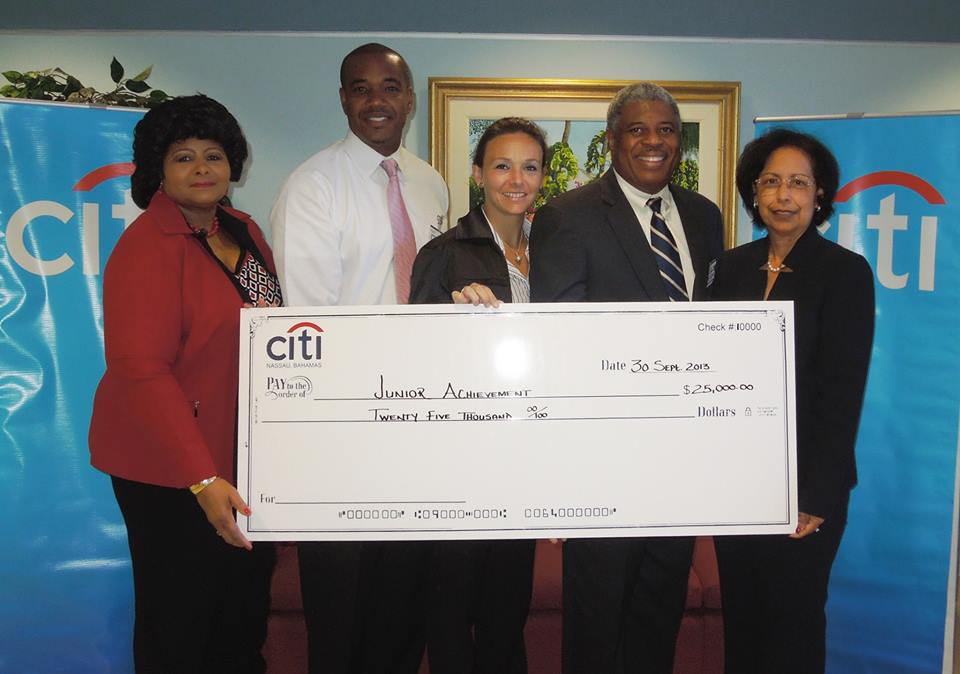 CITI AND JUNIOR ACHIEVEMENT SUPPORT BAHAMIAN WOMEN Bahamaspress - junior achievement bahamas