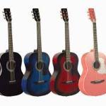 Pengawetan Kayu untuk Gitar Klasik Nyaring dan Romantis : Gitar Kecil