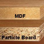 Mencegah Lemari Yang Memiliki Jamur Permukaan : Particle_board_vs_mdf