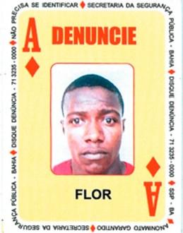 Bandido nascido em São Félix é o mais procurado pela polícia baiana
