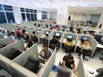 Empresa de call center oferece 850 vagas de emprego
