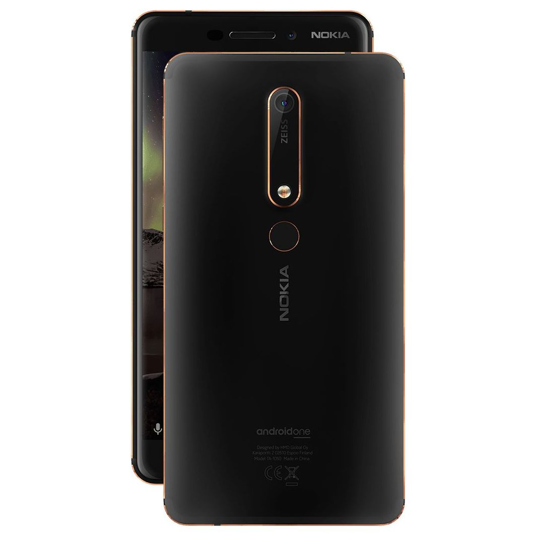 Nokia 6 Arte Black Video Nokia 6 32gb Matte Black 4g Dual Sim Smartphone Ta 1021 Price In