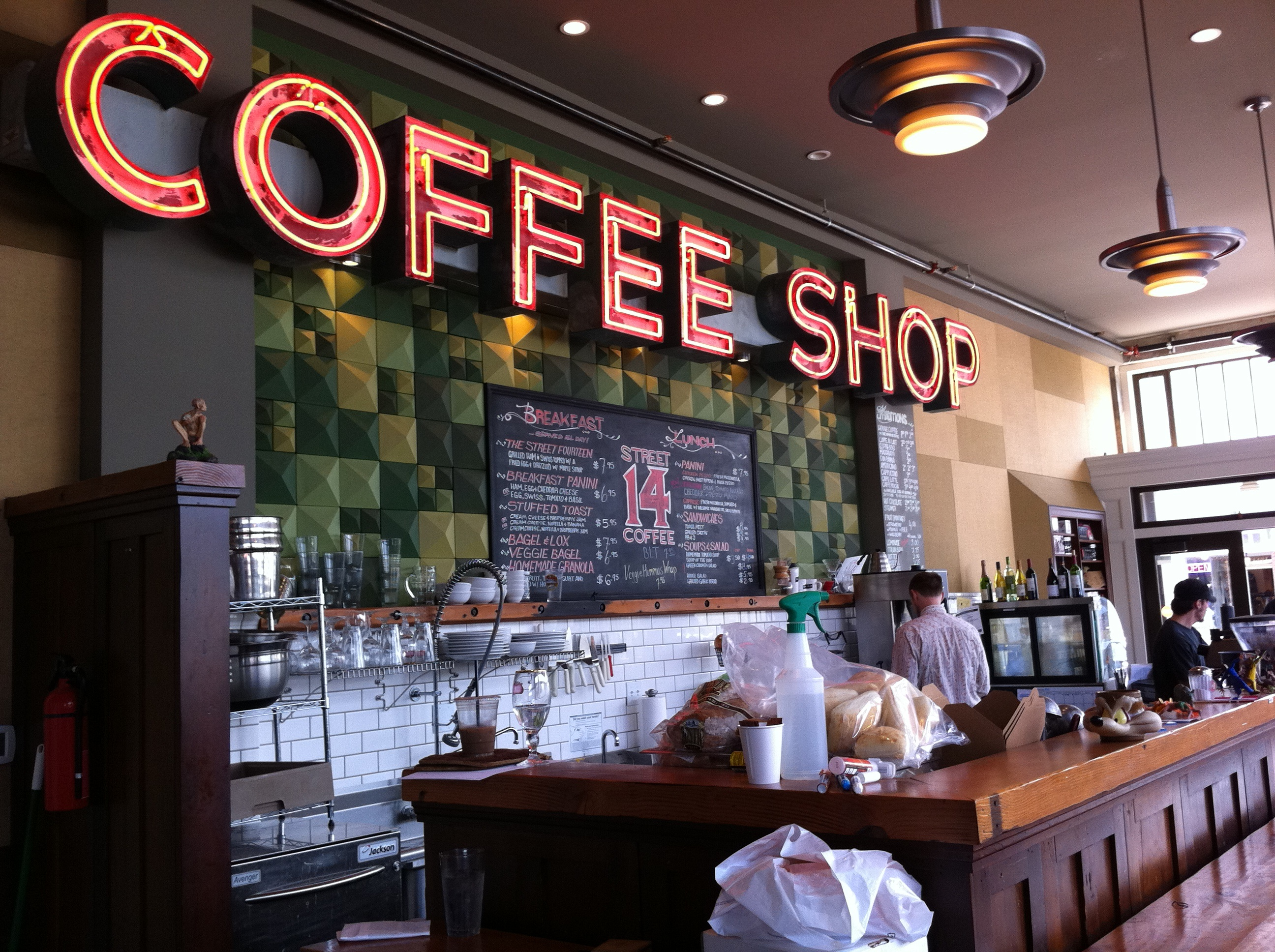 Coffee Shop Best Coffee Shops In Bahrain Bahrain101