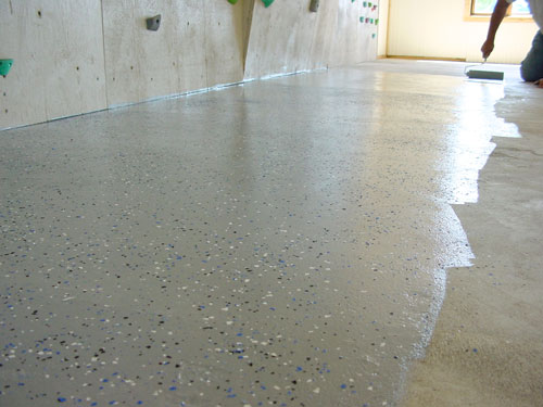 Ask Steve Maxwell How To Fix Concrete Floor Cracks With