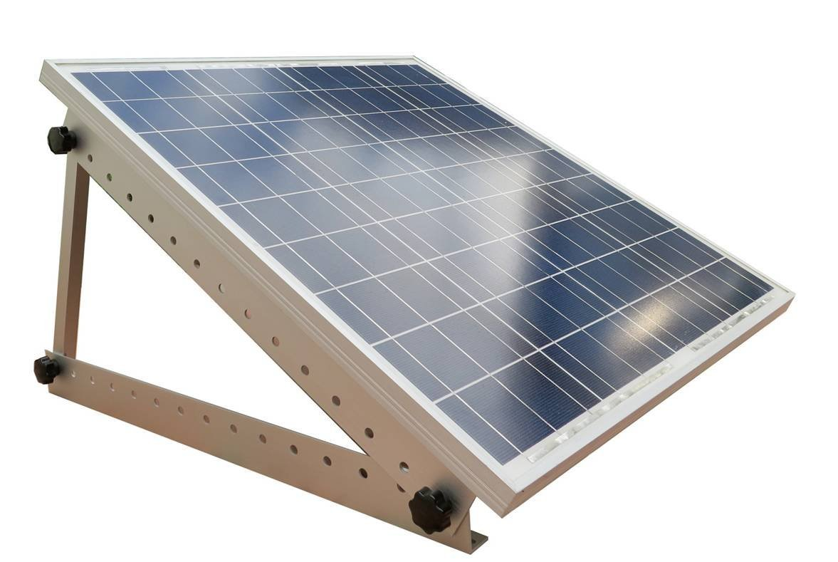 Diy Solar Panel Mount Solar Generators Build It Yourself Plans Beat Ready Made