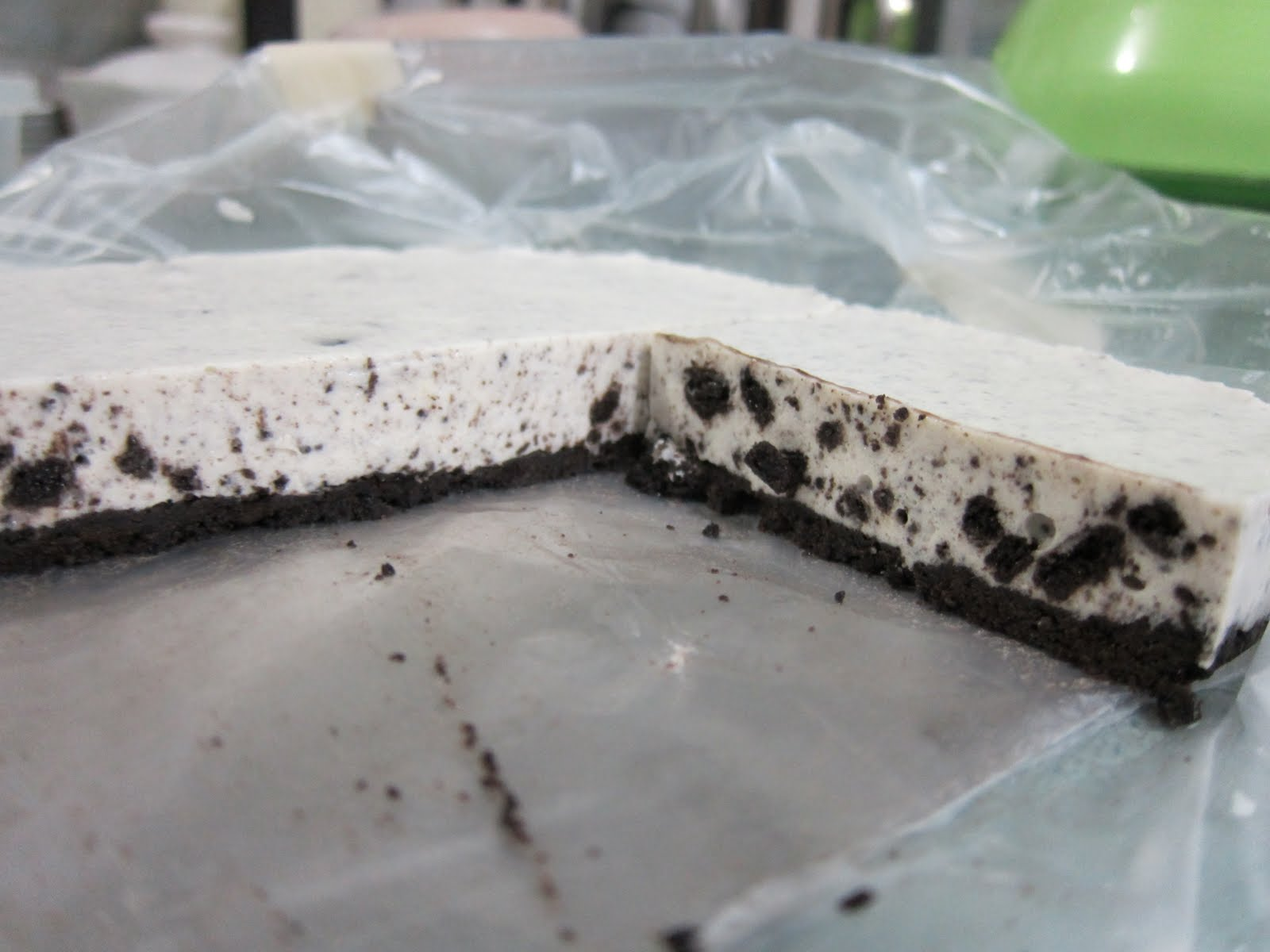 No Bake Oreo Kuchen Oreo Cheesecake No Bake Bake Cook Love