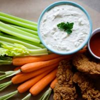 Buffalo Blue Cheese Dip
