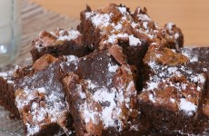 bacon &amp; salted caramel brownies