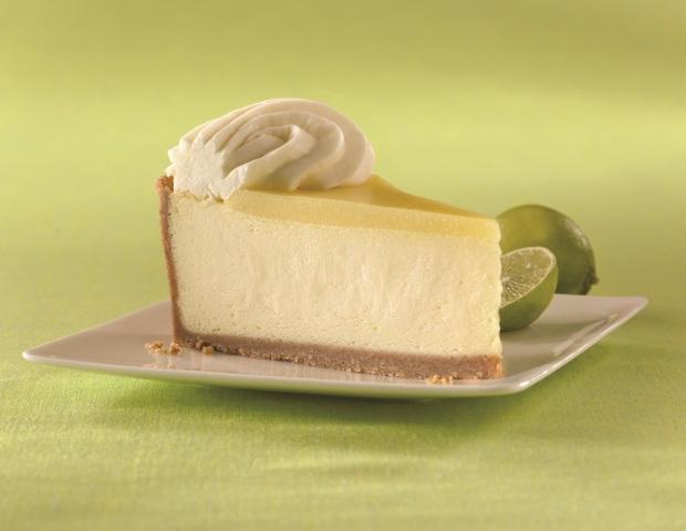 Eli's Cheesecake - key lime pie
