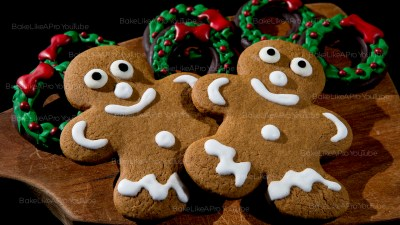 EASY GINGERBREAD MEN COOKIES RECIPE | BakeLikeAPro – Your Recipe Source