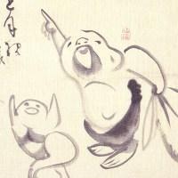 ゆるい・・・かわいい・・・ 仙厓和尚のゆるかわ作品5選