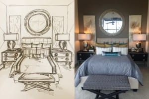 Master Bedroom Design in Dallas