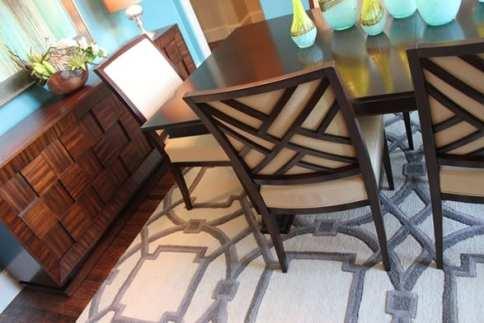 Allen, Texas Interior Designer - Dining Room