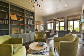 interior design dallas hill country