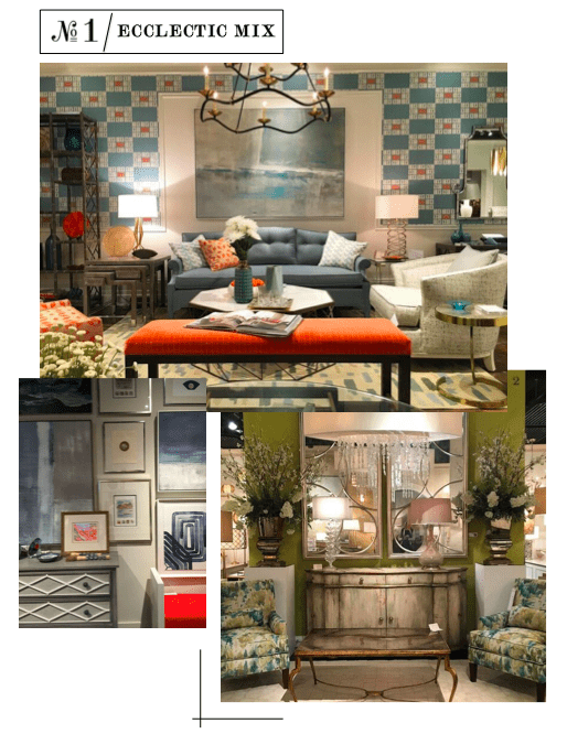 eclectic high point market interior design trends