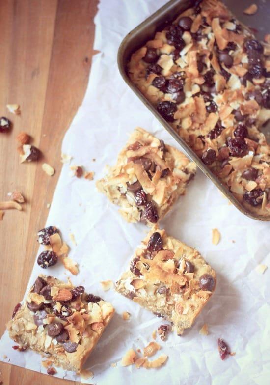Granola Bar Cookies