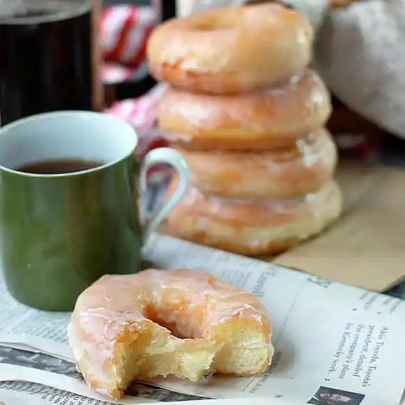glazed yeast donuts-square