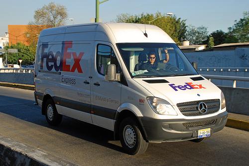 FedEx Closes in on Vehicle Fleet Fuel Efficiency Goal Years Ahead of