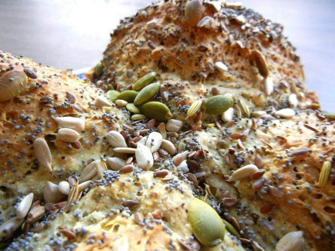 Six Seed Soda Bread for #BreadBakers – Bakers and Best