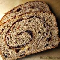 Mix it Knead it Rise it Swirl it Bake it Toast it Eat it! Cinnamon Swirl Bread