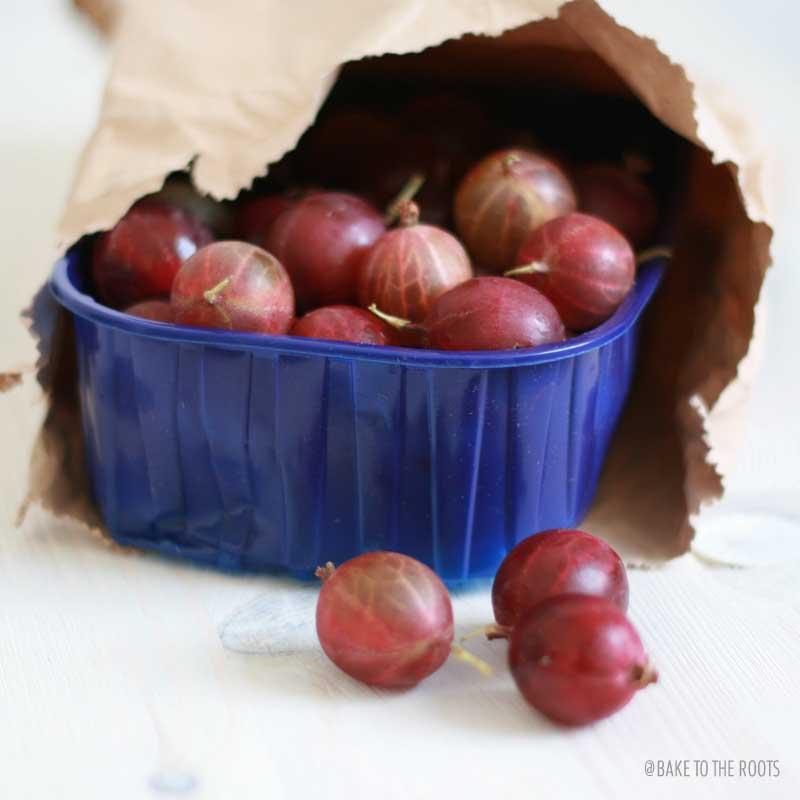 Gooseberry Cheesecake Recipe