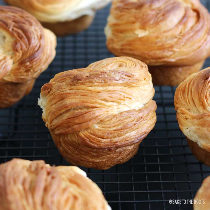 Nutella Kühlschrank Cruffins – Croissant Meets Muffin – Bake To The Roots