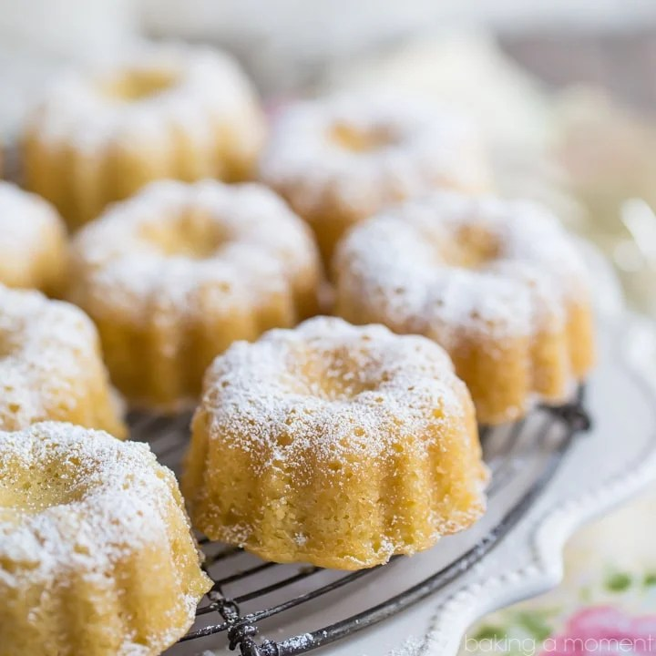 This butter cake recipe is simple as can be, but so good! I use this for everything from layer cakes, to bundts, to cupcakes. Pairs perfectly with any kind of topping and it's super-simple to make!