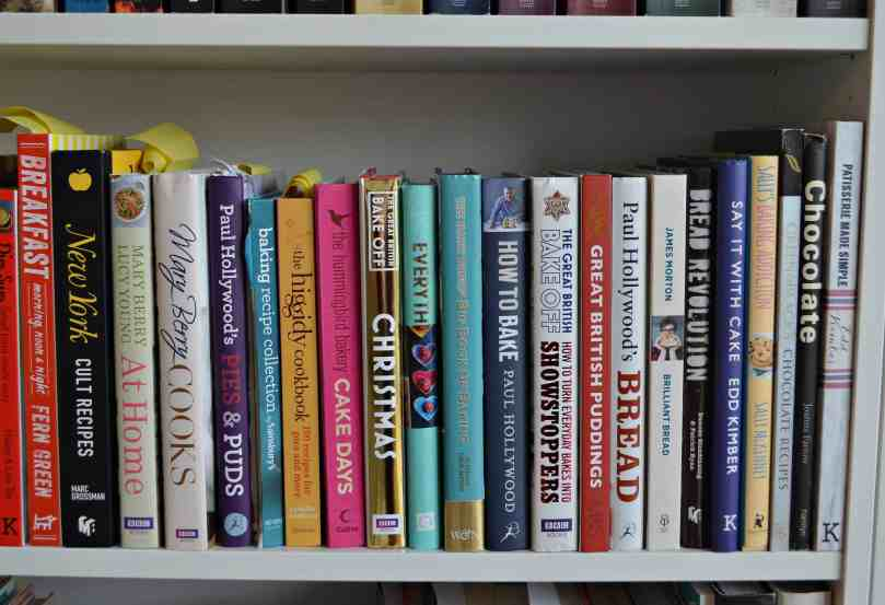 Baking Bookshelf