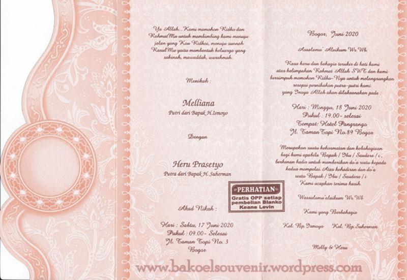 Souvenir Pernikahan Unik Di Bogor