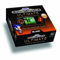 Sega Mega Drive: Ultimate Portable Video Game Player