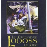 Las Cronicas De Lodoss La Serie Completa y OVAs