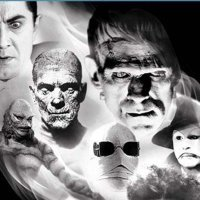 Universal Classic Monsters: The Essential Collection Bluray