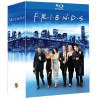 Friends Integral Bluray Edición Mundial con audio castellano