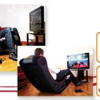 Silla Interactiva para Gaming