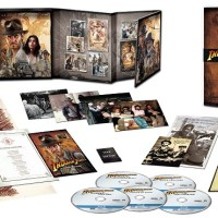Pack Coleccionista Indiana Jones Blu-ray con material nunca visto!!