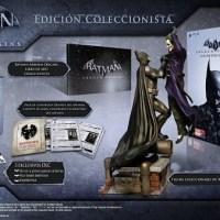 Edición Coleccionista de Batman: Arkham Origins