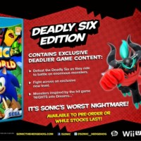 Sonic: Lost World Edición Limitada