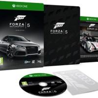 Forza Motorsport 5 - Edición Limitada y chorrón de extras