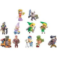 Nintendo The Legend Of Zelda Juego de 11 figuras