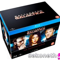Battlestar Galactica: The Complete Series Bluray subtítulos en ESPAÑOL